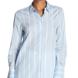 Equipment Stripe Button Down